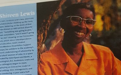 Ms. Magazine Article on Shireen Lewis